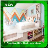 Creative Kids Bedroom Ideas icon