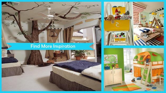 Creative Kids Bedroom Ideas screenshot 1