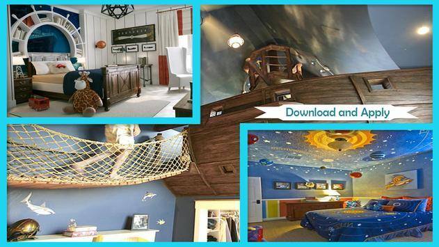 Creative Kids Bedroom Ideas screenshot 2