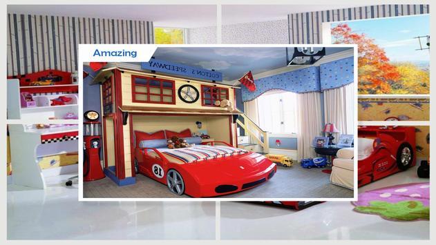 Creative Kids Bedroom Ideas screenshot 4