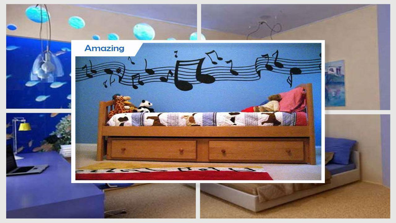 Kühle Schlafzimmer-Wand-Ideen für Android - APK herunterladen