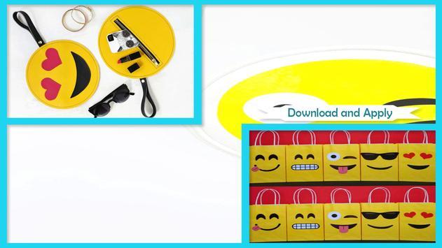 Easy DIY Emoji Purse screenshot 2