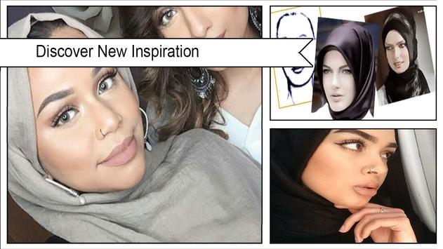 Eyebrows For Hijab apk screenshot