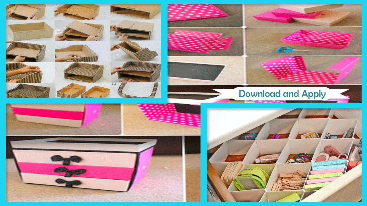 Simple Diy Drawer Organization Ideas Pour Android