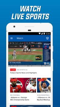 5 Schermata CBS Sports