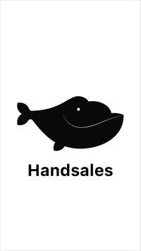 Handsales poster