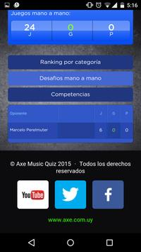 Axe Music Quiz screenshot 2