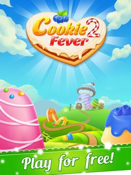 Cookie Fever 2 - Cake Clicker apk screenshot