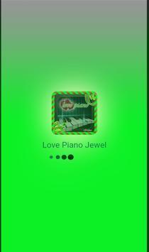 Dua Lipa Piano tiles poster
