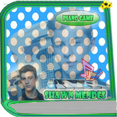 Game Piano Shawn Mendes icon