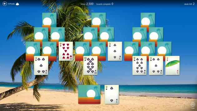Holiday Solitaire Card Game screenshot 3