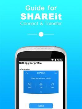 Guide for : SHAREit transfer poster