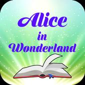 Alice in Wonderland Ebook icon