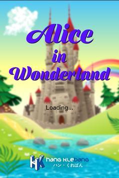 Alice in Wonderland Ebook poster