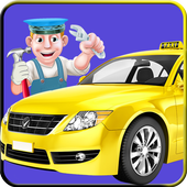 Taxi Mechanic & Repair Shop icon