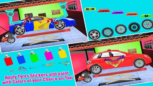 Taxi Mechanic & Repair Shop screenshot 3