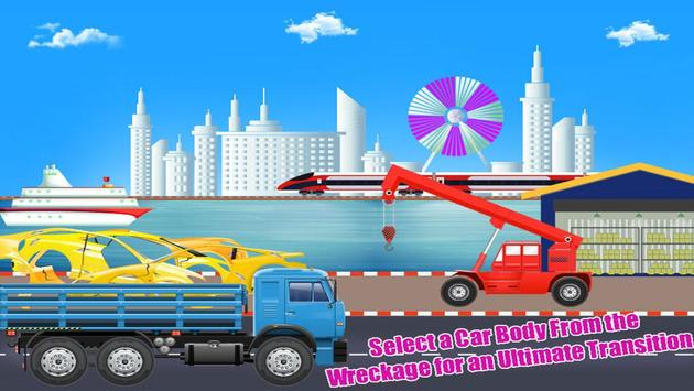 Taxi Mechanic & Repair Shop screenshot 1