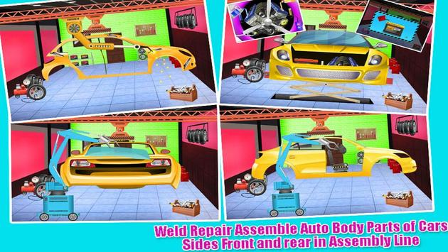 Taxi Mechanic & Repair Shop screenshot 2