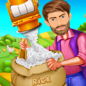King Rice Maker Factory icon
