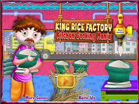 King Rice Maker Factory poster
