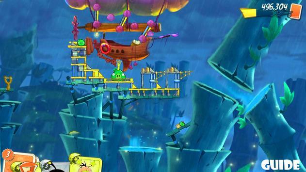 Guide Angry Birds 2 apk screenshot