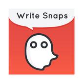 Write Snaps icon