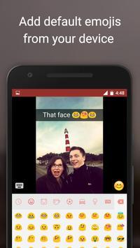 Write Snaps - Snap Story apk screenshot