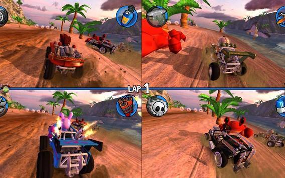 Guide Beach Buggy Racing apk screenshot