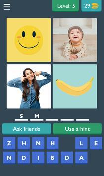 4 Pics 1 Word screenshot 6