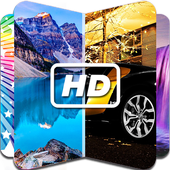 HD Wallpapers - 3D images icon