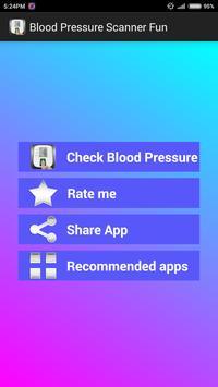 Blood Pressure Check Prank screenshot 1