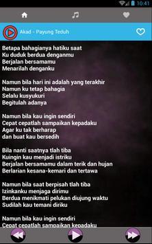 Hanin Dhiya Lagu dan Cover Lirik screenshot 1