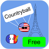 Countryball Tappy Free icon