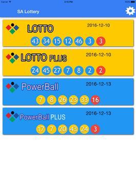 SA Lotto screenshot 12