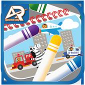 ColoringBook4D icon