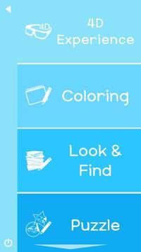 ColoringBook4D screenshot 1