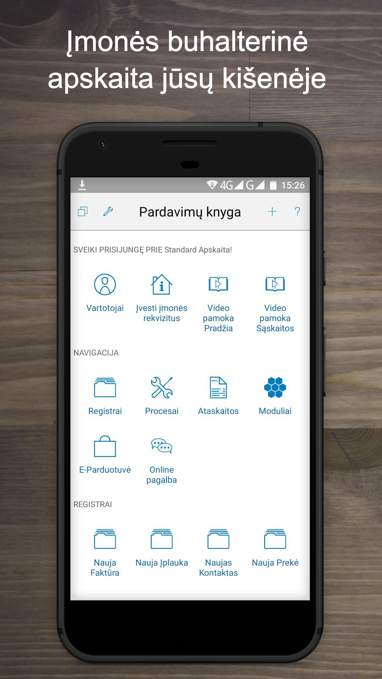 MetaTrader 4, skirta Android