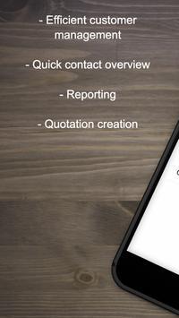 Standard CRM – Customer Relationship Management screenshot 1