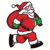 Noel Baba Runner 2D icon