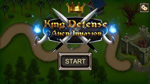 King Defense : Alien Invasion poster