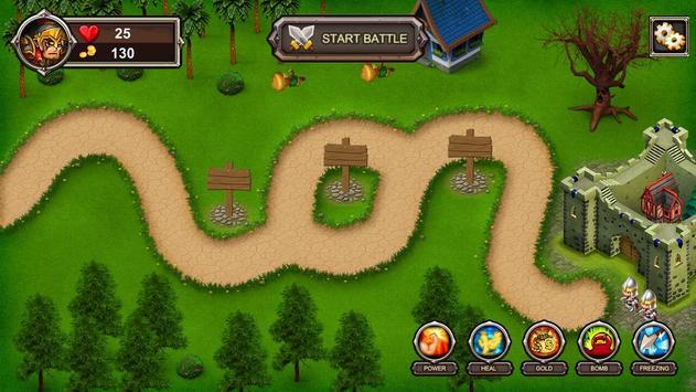 King Defense : Alien Invasion apk screenshot