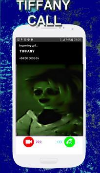 Call from Tiffany - Prank apk screenshot