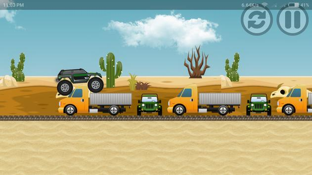 Xtreme Monster Truck Machine screenshot 2