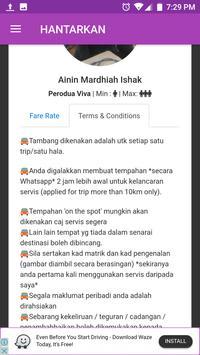 Hantarkan - UTHM & Pagoh screenshot 4