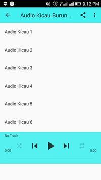 Audio Kicau Burung Siri-Siri screenshot 2