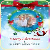 Christmas Photo Frame 2018 icon