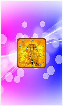 Hanuman Clock Live Wallpaper screenshot 2