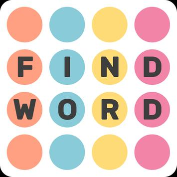 Find word poster