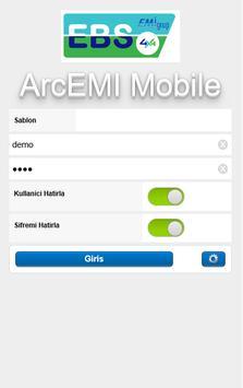 ArcEMI Mobile GIS - EMI Group poster