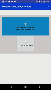 Mobile Cleaner Lite poster